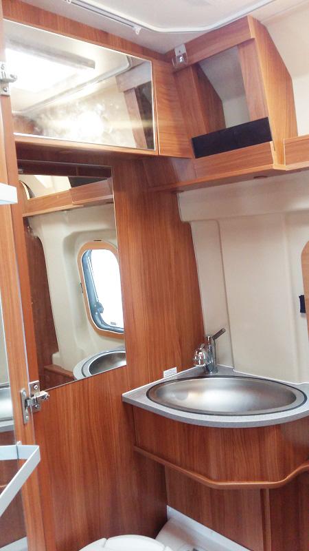 Modifica bagno/doccia su furgonato - MM Camper Pesaro